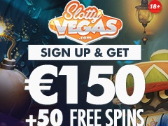 Slotty Vegas erbjudande