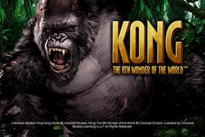 Kong spelautomat