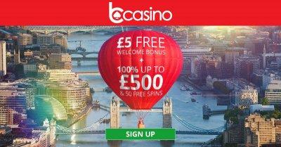 casino uk no deposit bonus