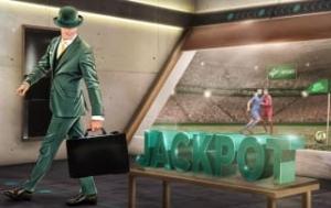 Mr Green jackpot
