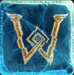 Asgardian wild symbol