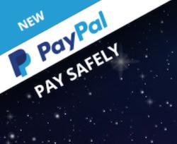 Insattning med PayPal