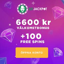 Sir Jackpots nya erbjudande