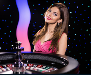 Dedikerat live casino