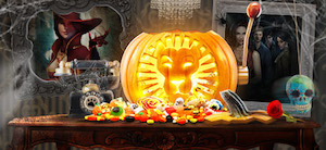 Halloween hos Leo Vegas
