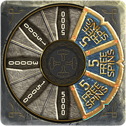 Asgardian free spins