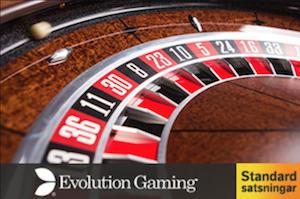 Spelutbud med live casino