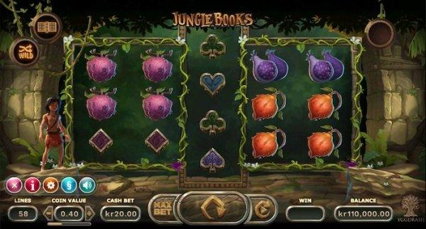 Jungle Books Yggdrasil