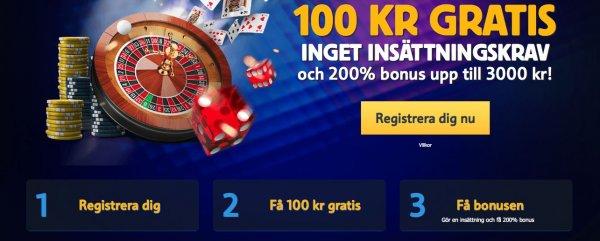 Casino online bonus gratis hos Betfair!