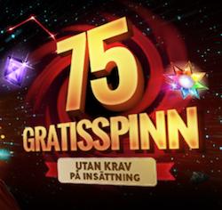 Gratis free spins SverigeCasino