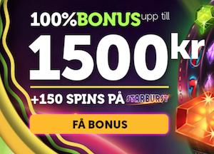 Bonuserbjudande med free spins