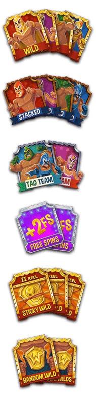 Free spins symboler