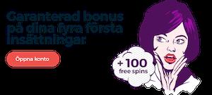 CasinoPop bonusar