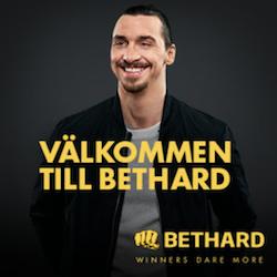 Zlatan till Bethard