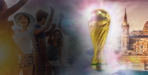 Fotbolls VM Bethard