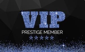 VIP Prestige medlem