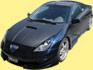 Toyota Motorhaube Carbon