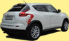 Nissan Juke Wallis