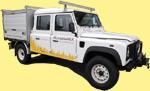 Land Rover Nussbaumer
