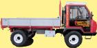 Traktor Gasser Gerüste