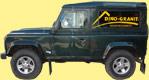 Land Rover Dino Graniti