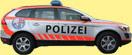 Volvo Polizei