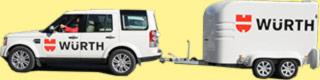 Range Rover Würth