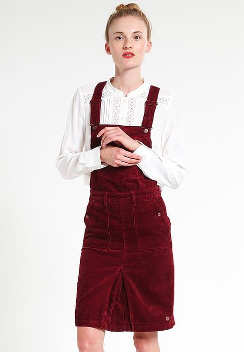 Promozioni Abbigliamento jeans pepe delle donne shirley - vestito da estate - merlot BmbWtxpX miglior negozio