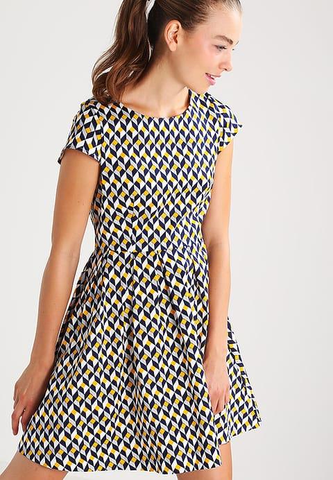 Vendere bene Delle donne louche ineesha abbigliamento - abito estivo - navy / senape nq3tqAKJ Online Sale Italia