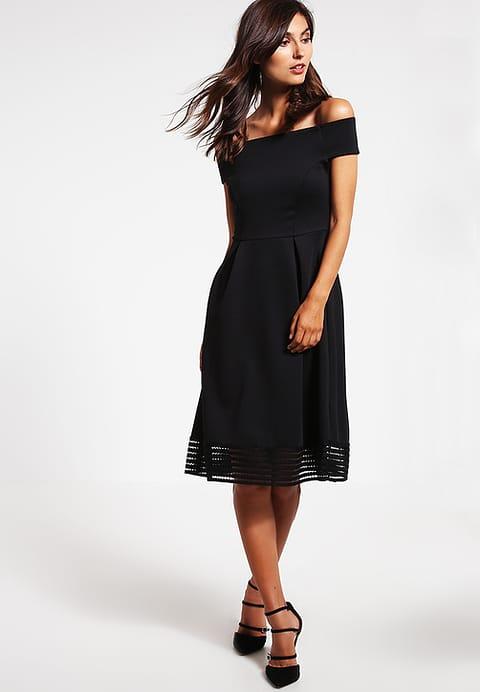 Elegante Maglia vestiti vestito delle donne dorothy perkins - nero ZPEKoTji miglior negozio