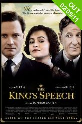 DVD - The King's Speech