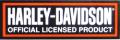 Offisielle Harley Davidson produkter