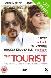 DVD - The Tourist