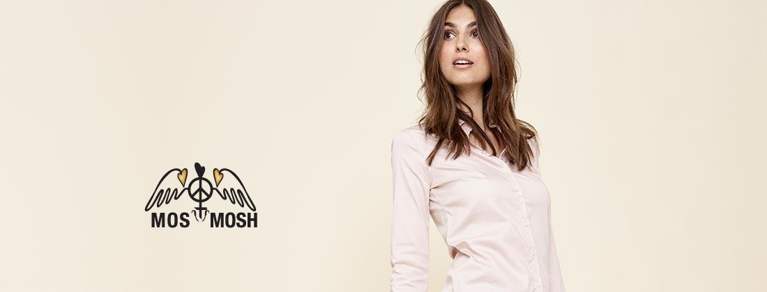 Vær med på moden og køb tøj fra Mos Mosh