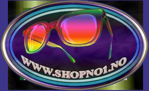 Størst utvalg av solbriller finner du på Shop No1 - klikk på bildet for mer info