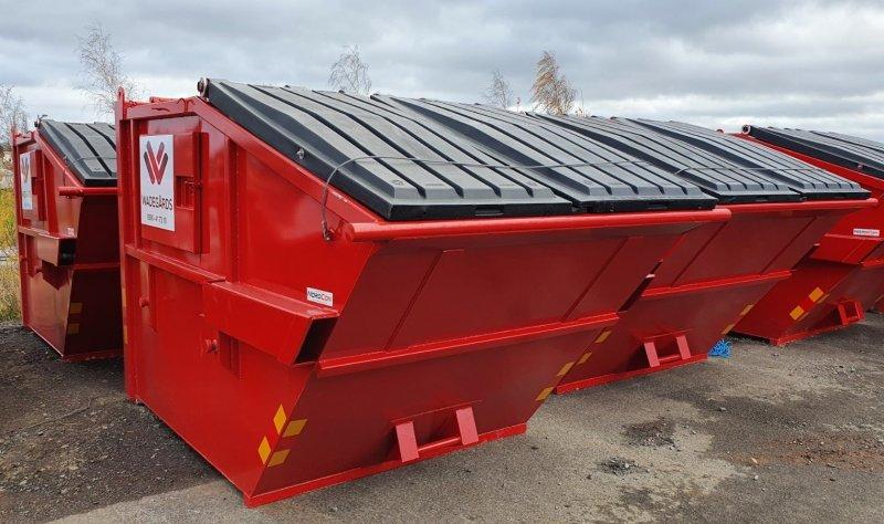 Vi hyr ut container i Skaraborg av typen combicontainer.