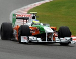 Formule 1 Spa Francorchamps 2012