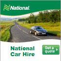 Car Hire UK - National Car