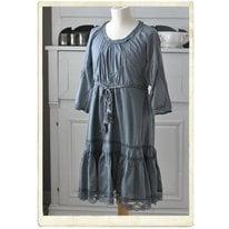 Klänning från Cream, grå-blå
