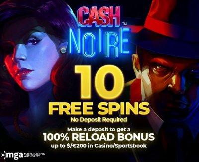 Betzest Casino 10 Free Spins No Deposit On Cash Noire No Deposit