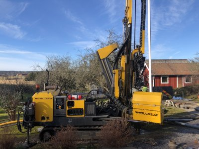 Welldrill 3050 CR