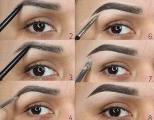 Fler ögonbryn