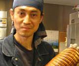 私が社長の松尾雅彦です