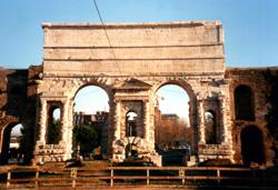 Rom, Roma, Rome, Sehenswürdigkeiten, Sights, Porta Maggiore, Katakomben, Italien, Italia, Italy, Centro Storico, Peripherie