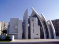 Tor Tre Teste, Chiesa di Dio Padre Misericordioso, Richard Meier, Freizeit