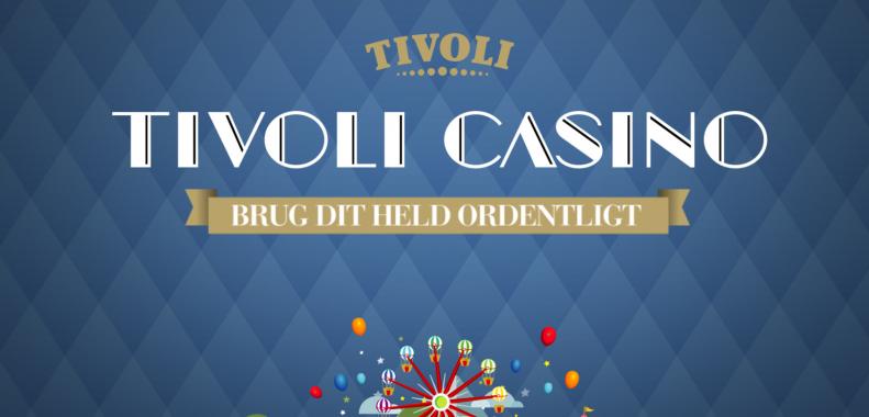 Få bonuskode til Tivoli Casino