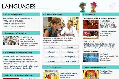 BBC Languages