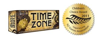 time zone childrens choice award