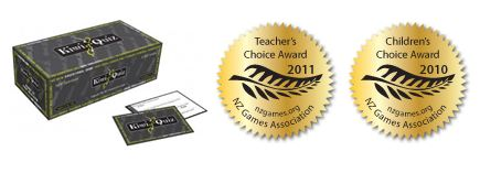kiwi quiz teachers choice award childrens