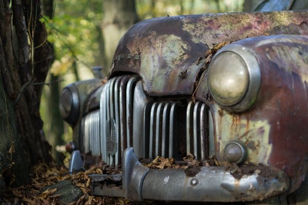 Gamla bilar kan bli ny metall